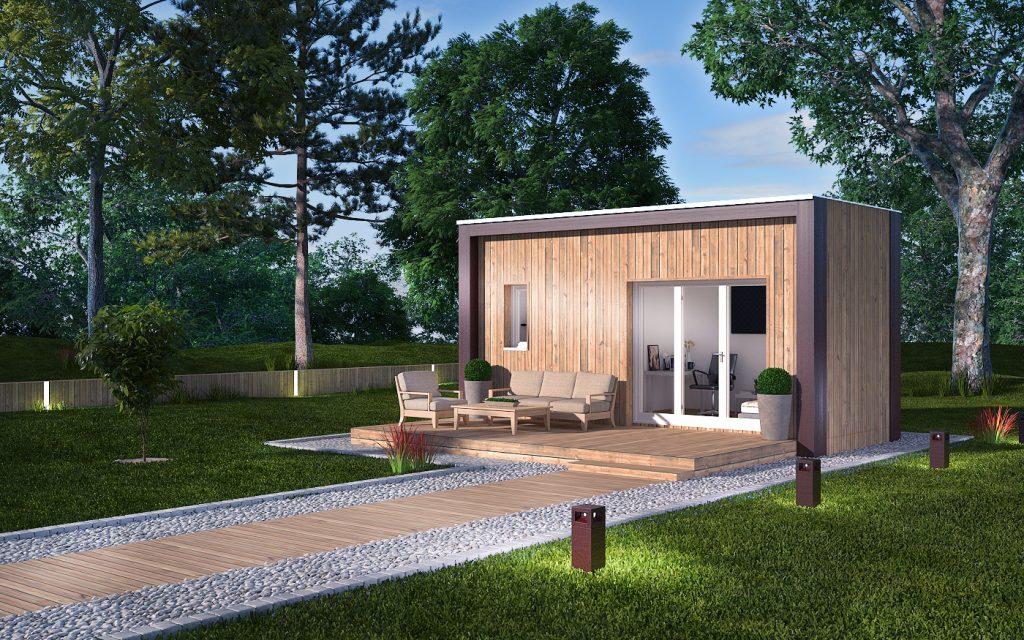 Log Cabin Neimar Model