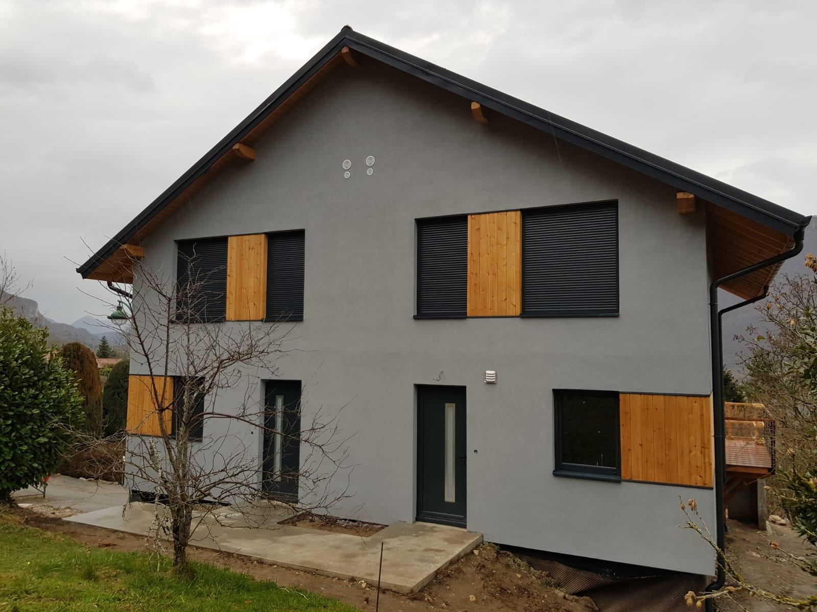 Private House Lathuille Neimar